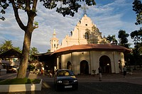 St. Mary´s church Estd1463 dedicated to Our Lady ; popularly called Vechoor Muthiamma at Vechoor ; Kerala ; India