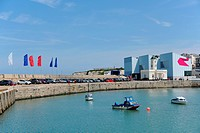 Harbour, Flags and Turner Contemporary