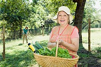 Women Gardening