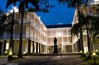 government house, port louis, mauritius