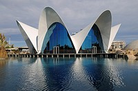 L'Oceanogràfic, City of Arts and Sciences, Valencia, Spain