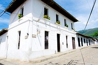 Traditional Architecture, San Juan Giron, Santander, Bucaramanga, Colombia