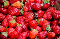 Fruits , strawberries