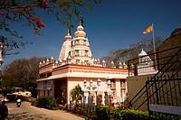 Gajapantha siddhikhestra jain temple at Nasik ; Maharashtra ; India