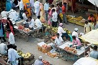 Rural market , Ghatnandur , Ambajogai , Beed , Maharashtra , India