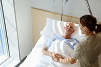 Family patient hospital room, Onkologikoa Hospital, Oncology Institute, Case Center for prevention, diagnosis and treatment of cancer, Donostia, San S...