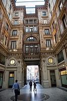 Sciarra Gallery, Oratorio Square, Rome, Lazio, Italy.