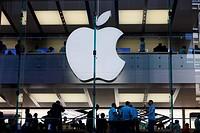 Apple store. Sydney, Australia.