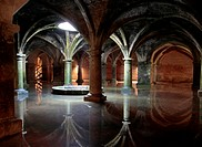 El Jadida cistern, Morocco.