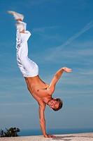 Man energy balance