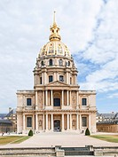 Chapel of Saint_Louis_des_Invalides, Paris,