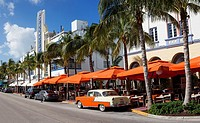 Ocean Drive, South Beach, Miami Beach, USA