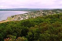 Albany and Harbor, Western Australia