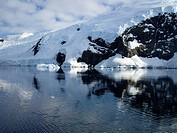 Neko Harbor, Andvord Bay Antarctic Peninsula, Antarctica