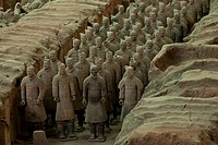 The Terracotta Warriors, Xi'an, China