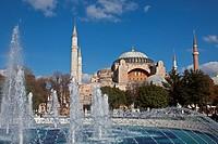 Hagia Sophia, Istanbul, Türkei Hadia Sophia, Istanbul, Turkey
