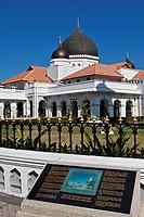 Kapitan Keling Moschee, Georgetown, Penang, Malaysia, Südostasien Kapitan Keling Mosque, Georgetown, Penang, Malaysia, Southeast Asia