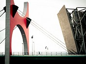 Guggenheim Museum of Art  Bilbao  Biscay, Basque Country  Spain  Europe