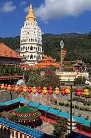 Malaysia, Penang, Kek Lok Si Temple,