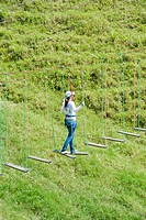 Balancing Bridge, Coffee Axis, Quindio, Armenia, Colombia