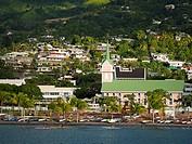 French Polynesia, Tahiti island, Papeete