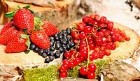 Wild berries