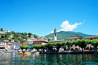 Ascona at Lake Maggiore, Switzerland