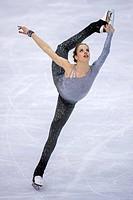 carolina kostner, gold medal at the 2012 ISU world figure skating championships, nice 2012