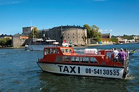 Worter Taxi,Waxholm,Stockholm
