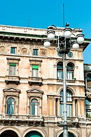 Galleria Vittorio Emanuele II, Milan, Lombardy, Italy, Western Europe