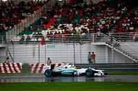 25.03.2012- Race, Nico Rosberg (GER) Mercedes AMG F1 W03, F1, Malaysian Grand Prix, Sepang, Malaysia