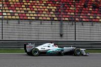 13.04.2012 - Free practice 2, Michael Schumacher (GER) Mercedes AMG F1 W03