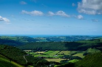 Ceredigion, Wales Uk