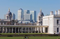 United Kingdom, Greenwich; London, Part Of National Maritime Museum, Old Royal Naval College
