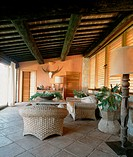 Italy, Tuscany, Cinigiano, Castle of Vicarello, Charming Farm House and resort