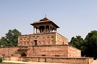 Mother and Sister´s Mausoleum Khusraus Bagh at Allahabad Uttar Pradesh ; India