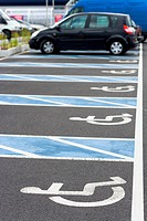 Parking Spaces for Disabled Drivers