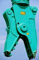 Jaw Crusher Crane Attachment