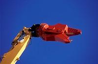 Jaw Crusher Crane Attachment
