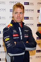 Sebastian Vettel - Hamburg/Germany/Germany - GEOX STOR EVENT WITH SEBASTIAN VETTEL