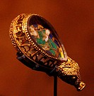 The Alfred Jewel is probably the single most famous archaeological object in England. It is comprised of a piece of cloisonne enamel depicting a human...