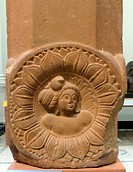 Pillar from the Buddhist Tree Shrine at Bodhgaya 1-100. Shunga Period. The Buddha achieved enlightenment under a bodhi tree. The site of this tree lat...