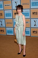 Miranda July - Santa Monica/California/United States - 2006 INDEPENDENT SPIRIT AWARDS: ARRIVALS