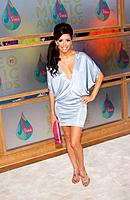 Eva Longoria - Miami/Florida/United States - 2005 MTV MUSIC AWARDS: ARRIVALS