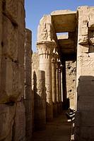 Edfu Temple, Aswan, Egypt
