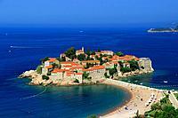 St Stefan, Montenegro.