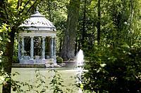 Headline: Chinese Pavilion, Palacio Real, Aranjuez, Castille-La Mancha, Spain, Europe
