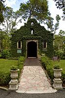 Chapel of Our Lady of Milk, Mission Name of God, St. Augustine, Florida, United States, North America