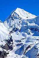Bluemlisalphorn, Blueemlisalp, Bernese Alps, Berne, Switzerland / Blüemlisalphorn, Blümlisalphorn, Blüemlisalp, Blümlisalp, Bern