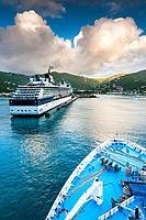 Tortola; Road Town; British Virgin Islands; Caribbean.